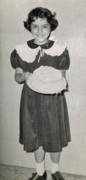 Linda age 10