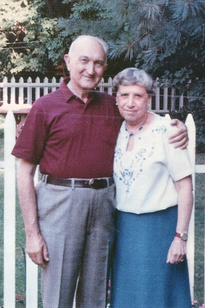 Aunt May and Uncle Paul