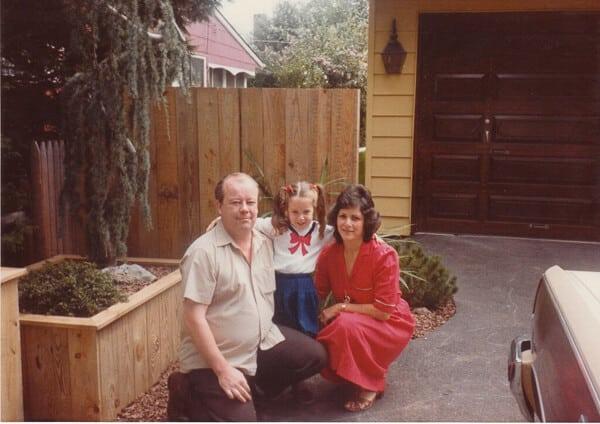 Ken, Susan & Linda 1979