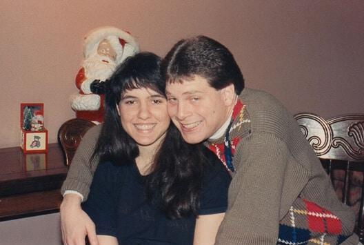 Liesl & John 1983
