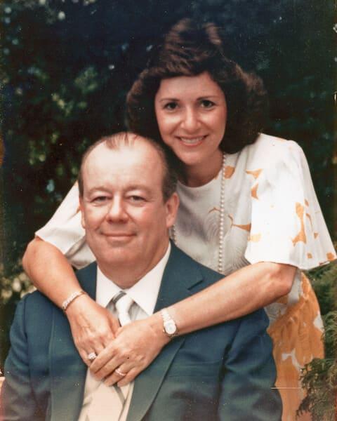 Linda & Ken 1987