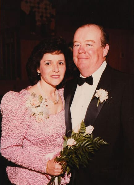 Josh Wedding 1989