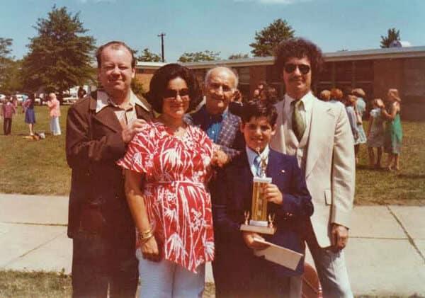 Josh 6th grade 1977