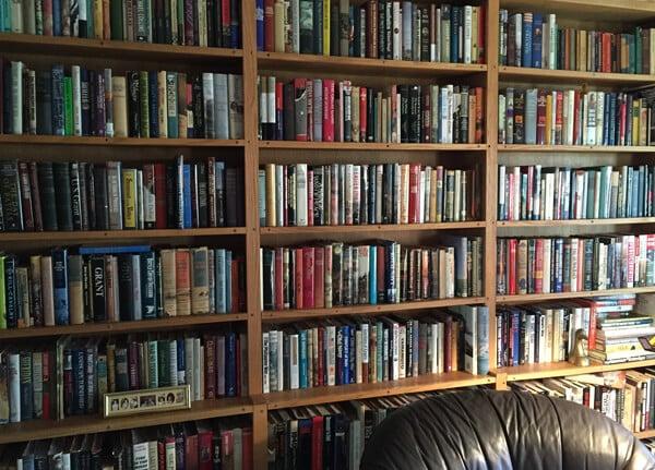 Ken's books