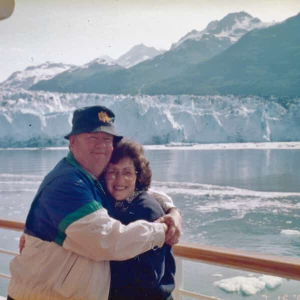 Ken & I took about 25 cruises between 1980 & 1998, two of which were to Alaska