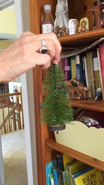 Fr Mikey's Christmas Tree