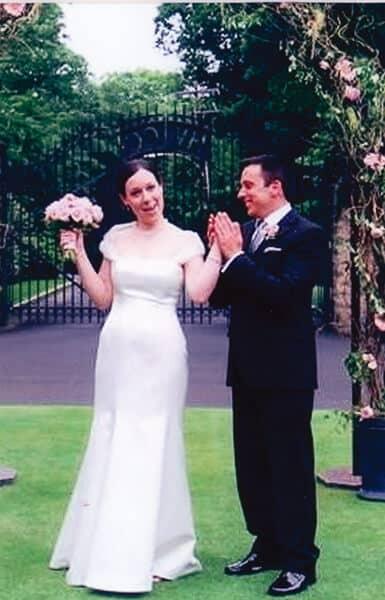 Susan & Matt 2012