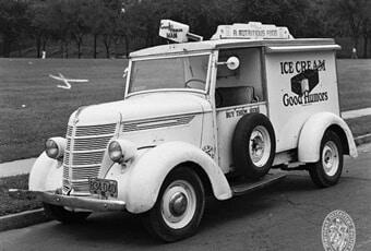 Good Humor Truck, 1948